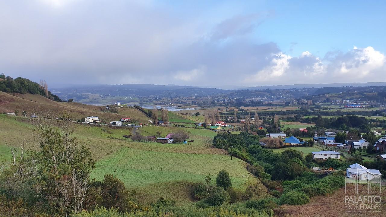 Propiedad 1,5 hectáreas, vista al valle y humedal de Putemún