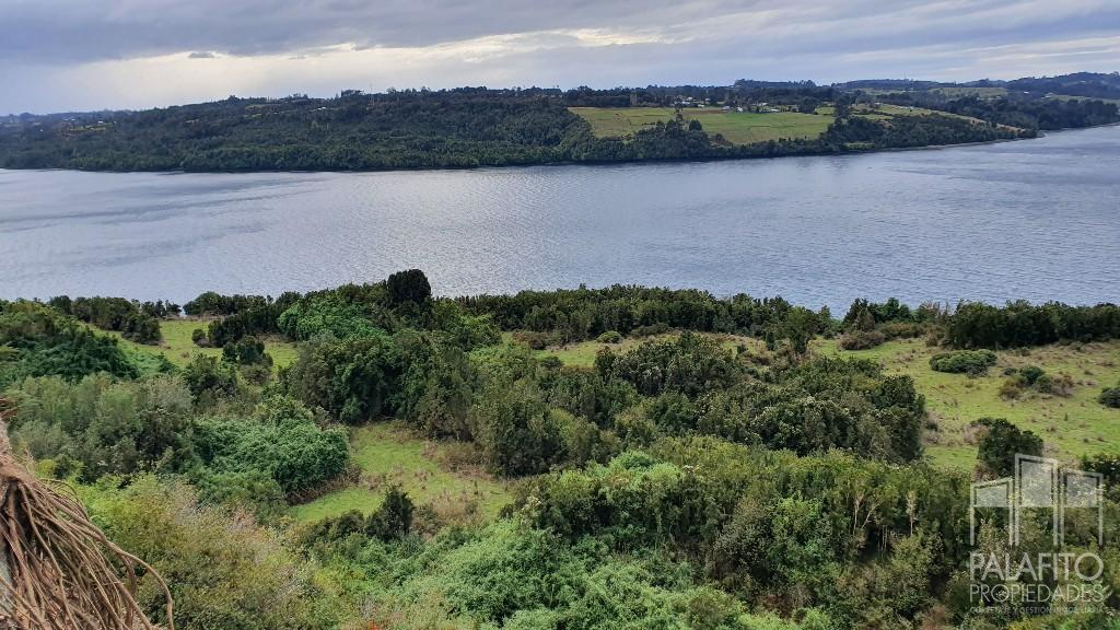 18 hectáreas con orilla de mar, Teupa, Chonchi