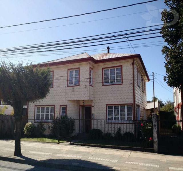 Casa en el centro de Castro, Chiloé, valor Rebajado.